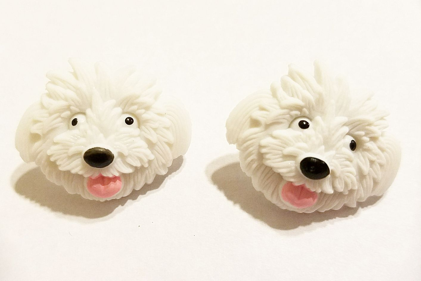 earrings jewelry dogs kriszcreations uniquegifts