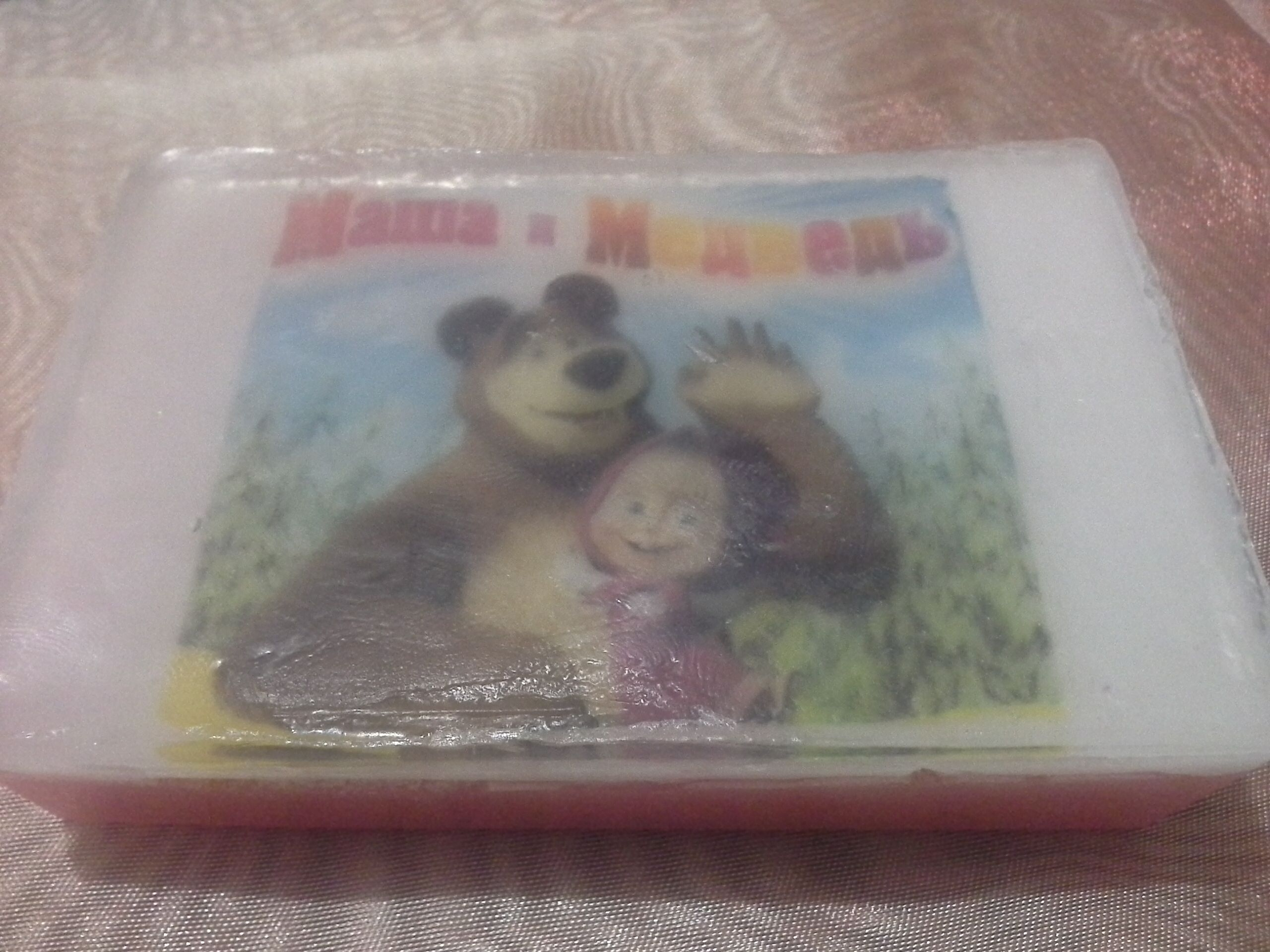 handmade photo soap natural kids