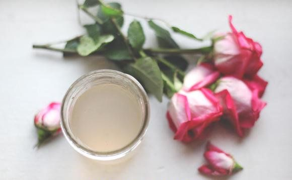 flowers rosewater instructions make makeup