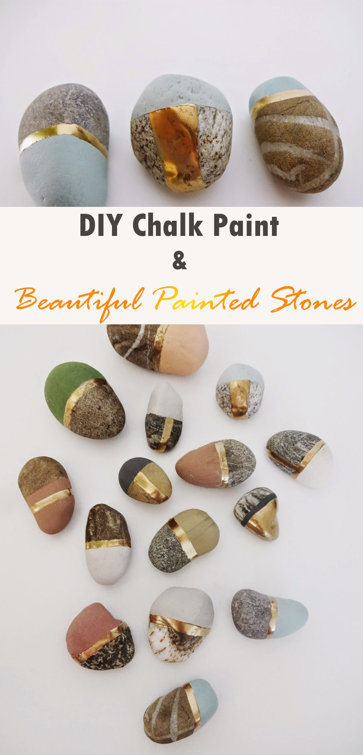 decor interior chalkpaint pebble homedecor stone
