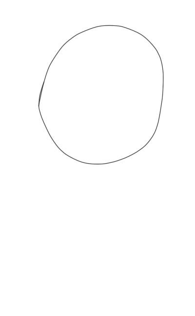 anime girl tutorial drawing art