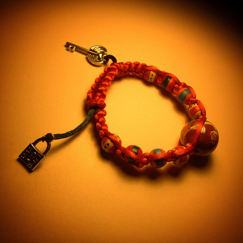handmade gift bracelet children