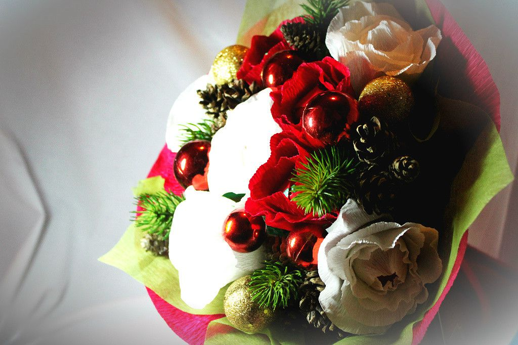 gift bouquet newyear candy