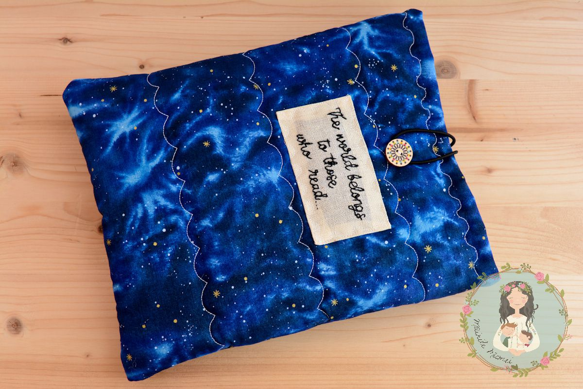 cover star covers gift vintage reading galaxy notebook book gazers buddy bookworm sleeve for
