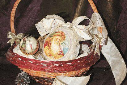 crafts mache ornaments paper make