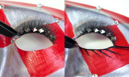 accessories holidays make mask masquerade