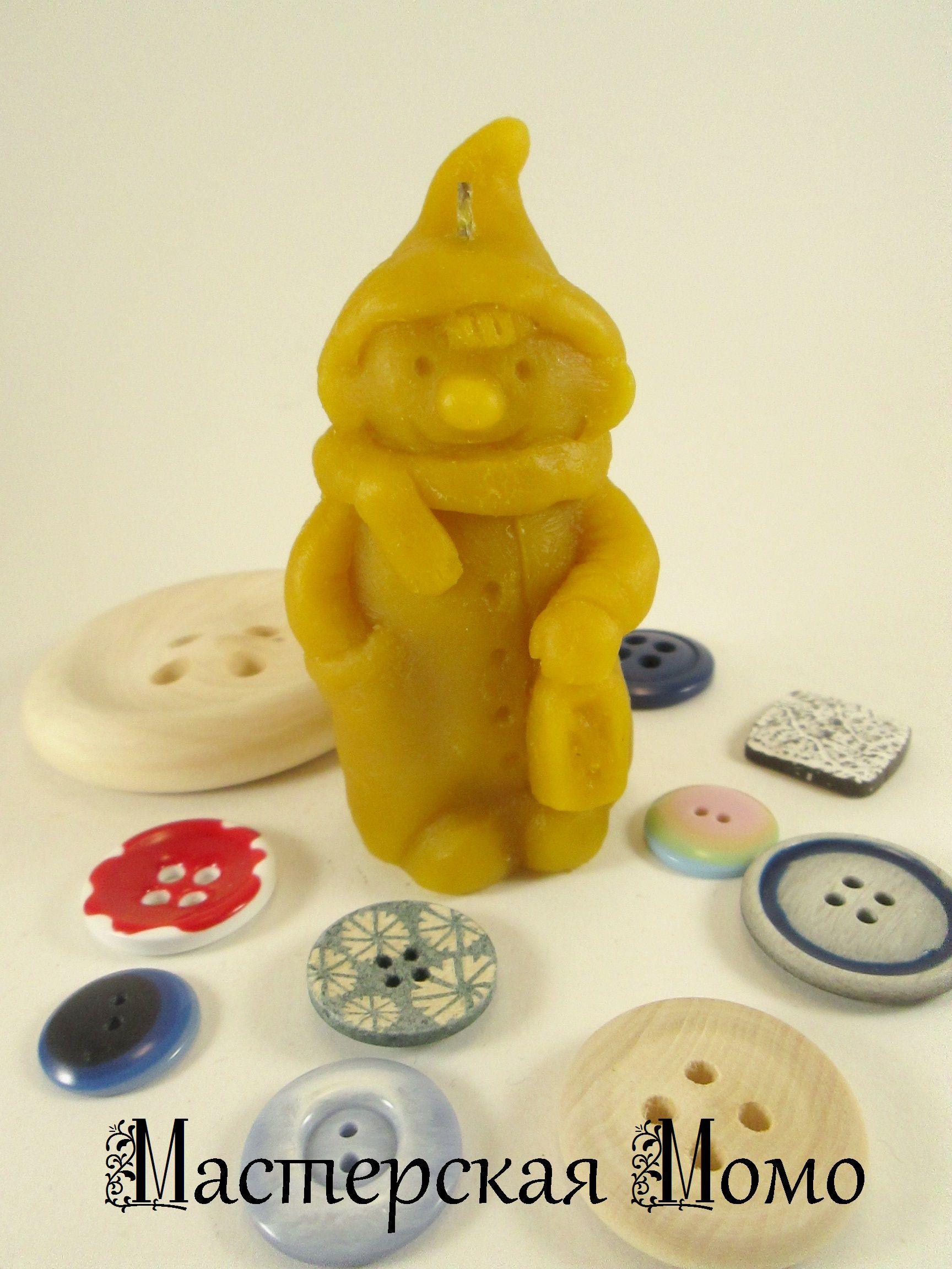 yellow interior light candle