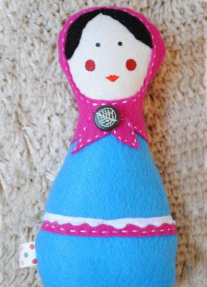 make tutorial unusual dolls russian nesting matryoskha