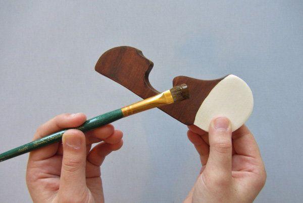 puzzle wooden 3d handicrafts make