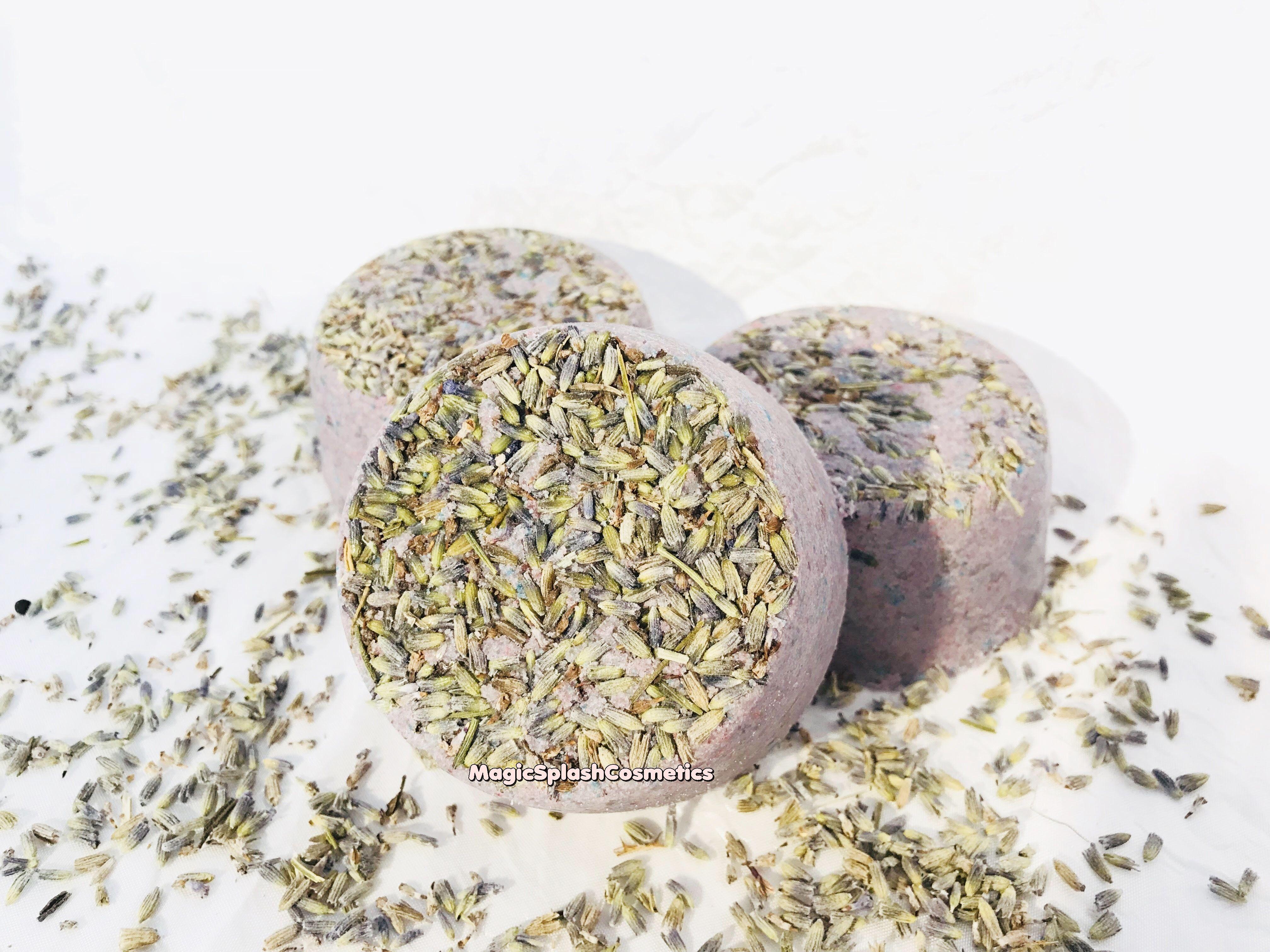 bathbomb organic vegan gift spagift lavenderbath crueltyfree bath lavender forher coconutoil essentialoil relaxation spa