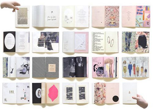 pages zine unusual book make