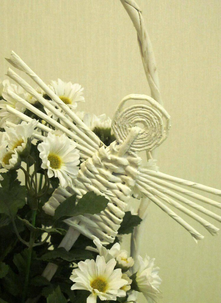 flower interior paper unusual decoration