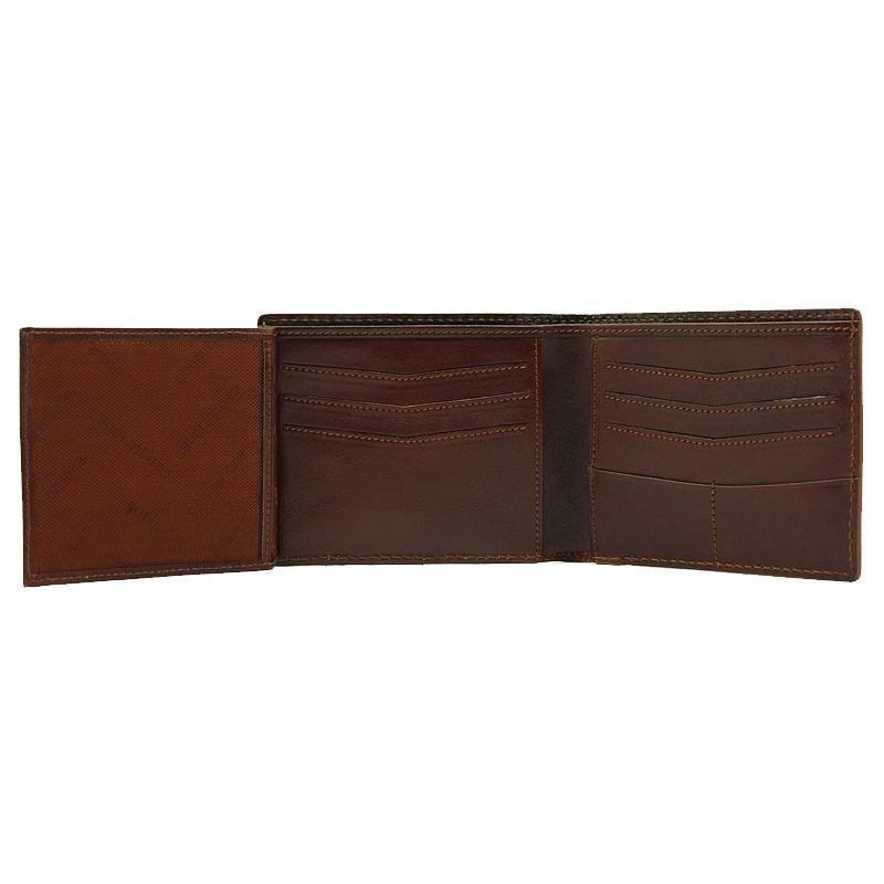 handmade leather accessories men wallet
