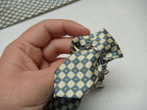 accessories keychain tie present keys