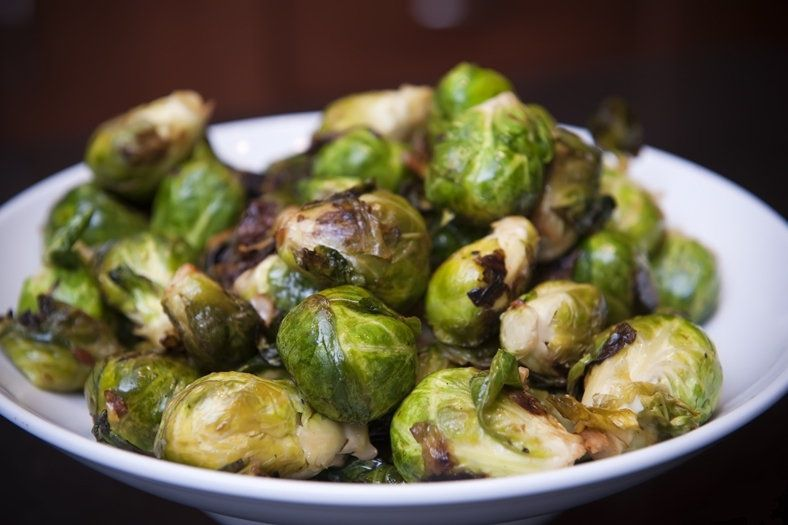 ingredients brussel sprouts cookery cook