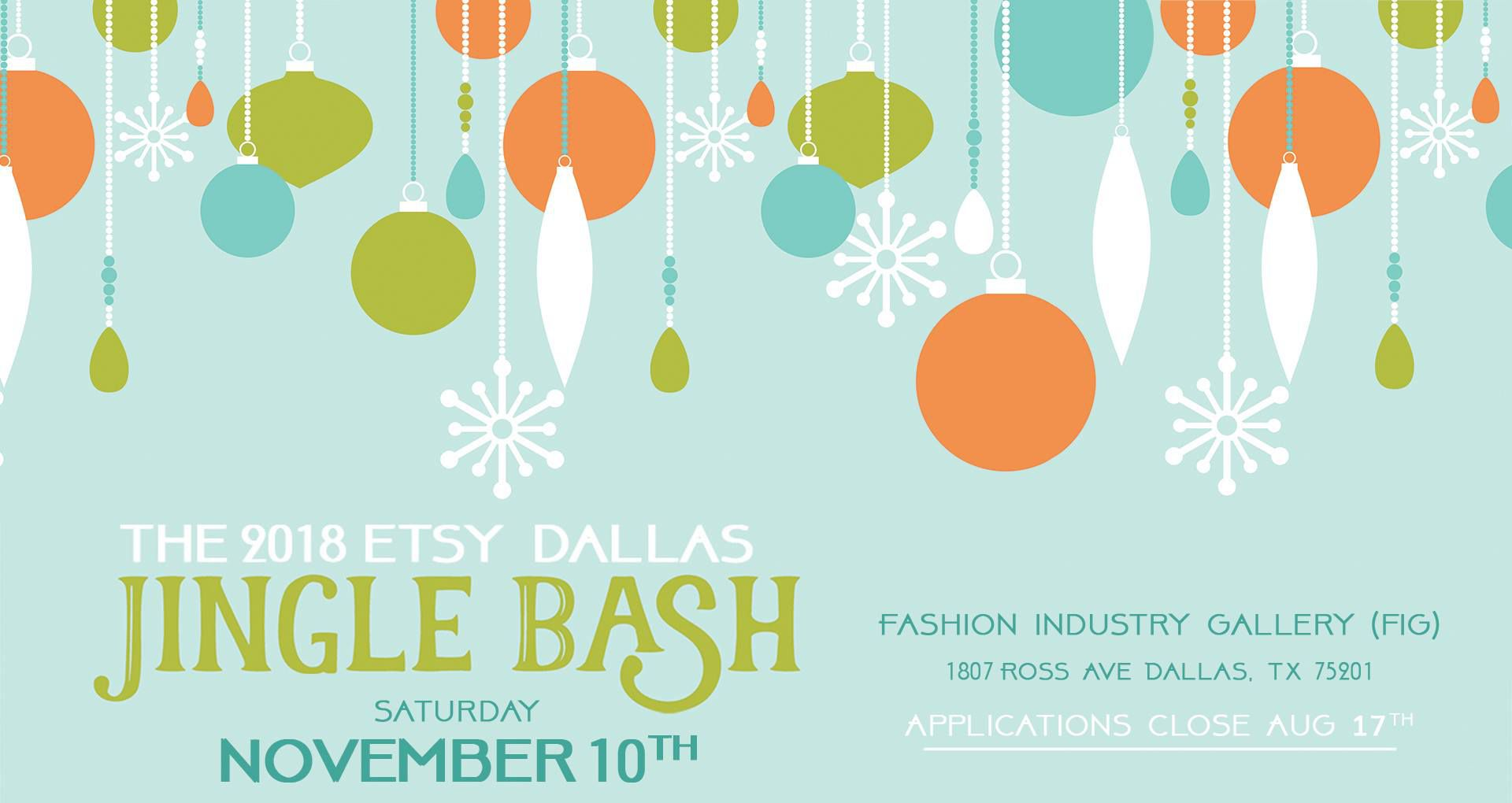 etsy dallas bash jingle