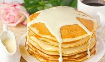 ingredients cookery cook recipe pancakes