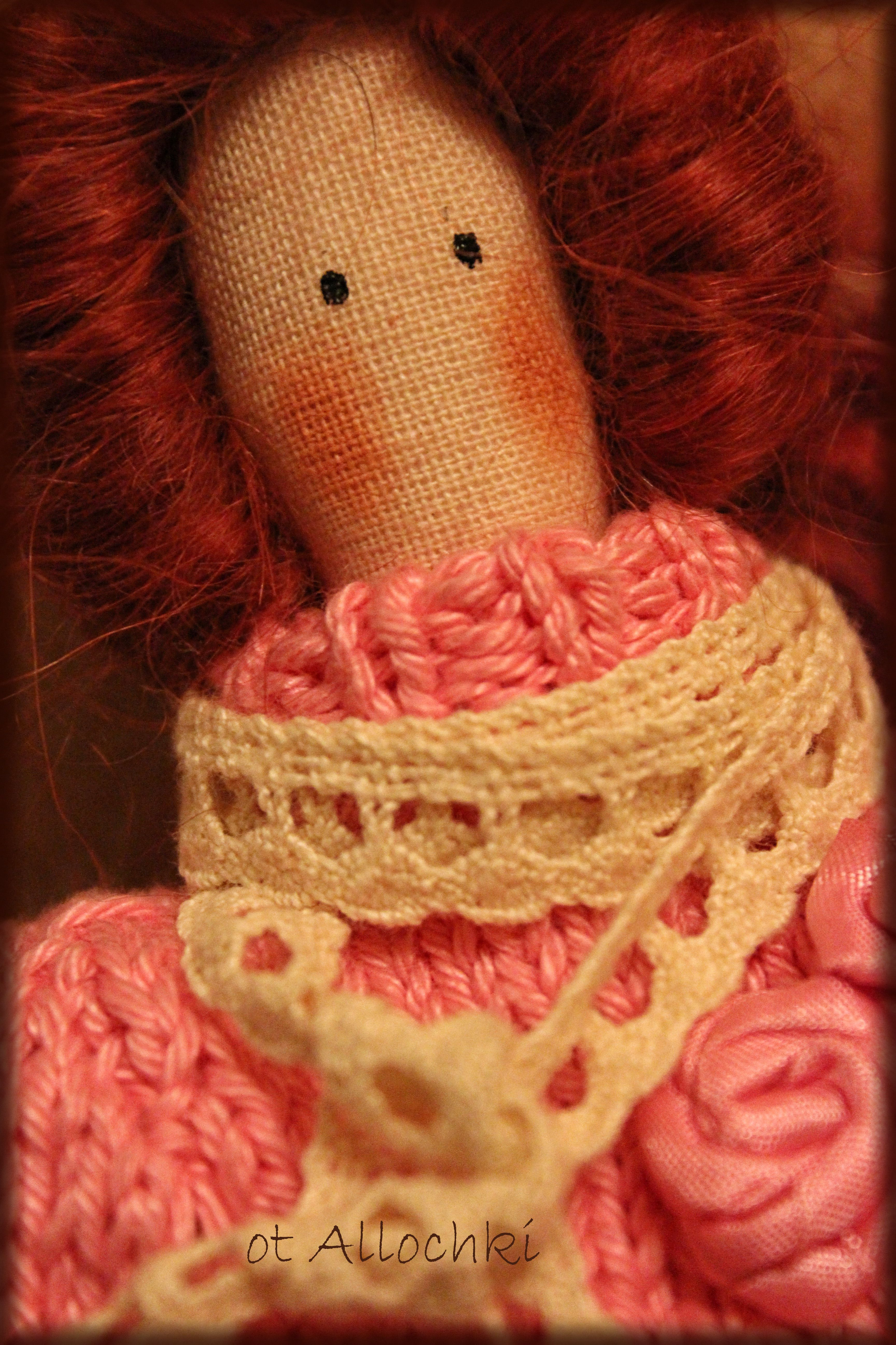 doll toy interior kids pink