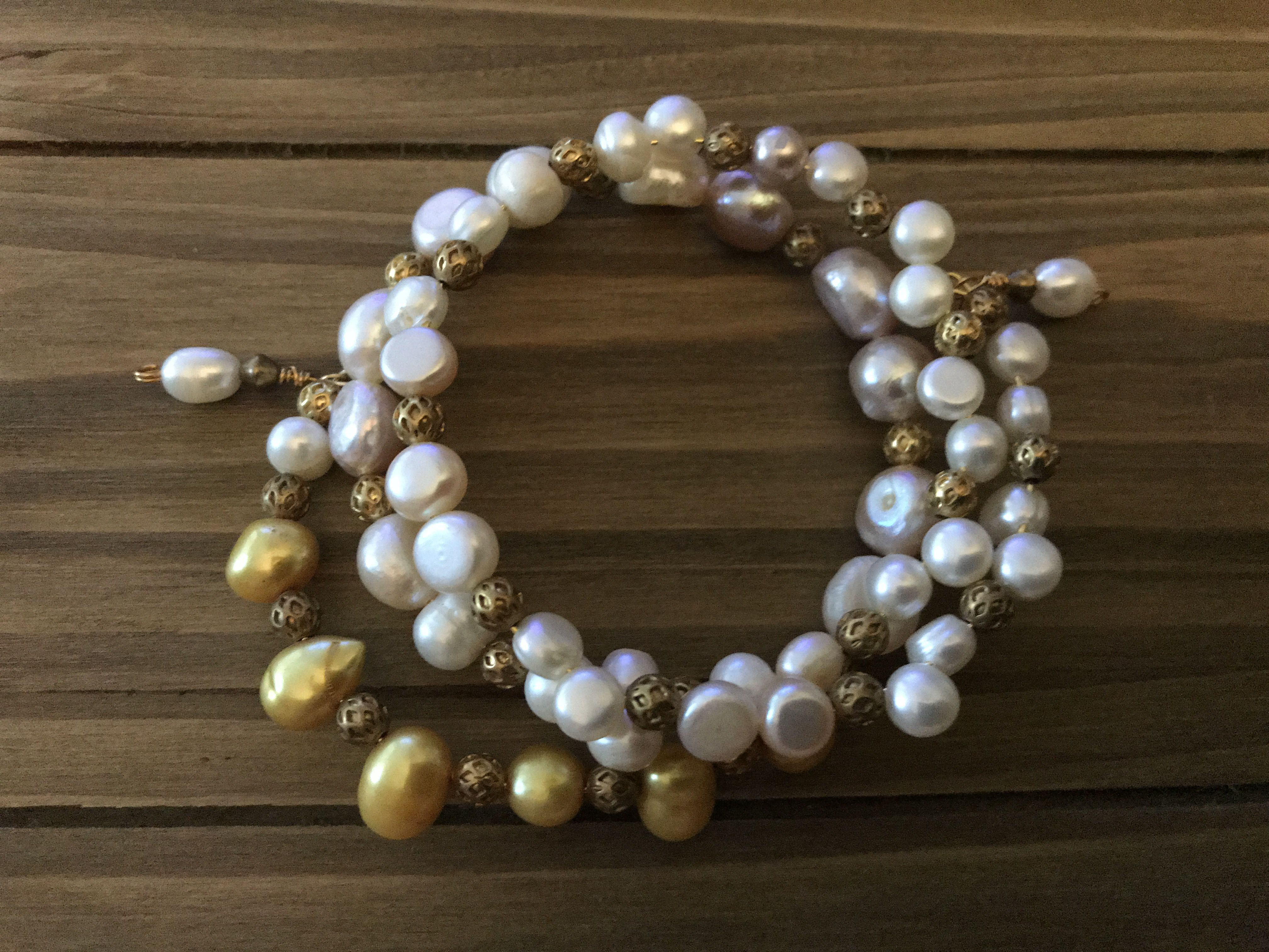 bohostyle cuffbracelets wristlets wrapbracelet pastels energy healingstones pearls unique