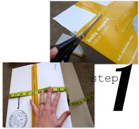 toy box instruction stage make