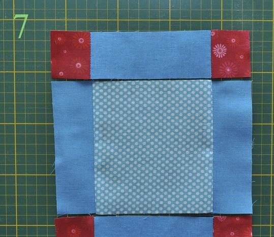 baby instruction make fabric quilt