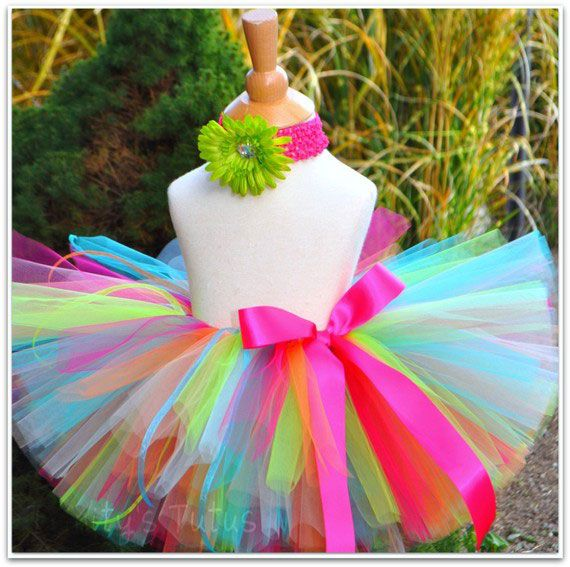 make tutu skirt clothing homemade