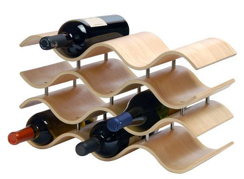 material make wood wine handicrafts rack