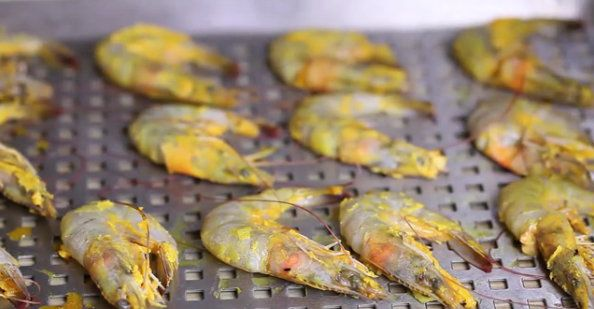 cookery marinade cook shrimp recipe