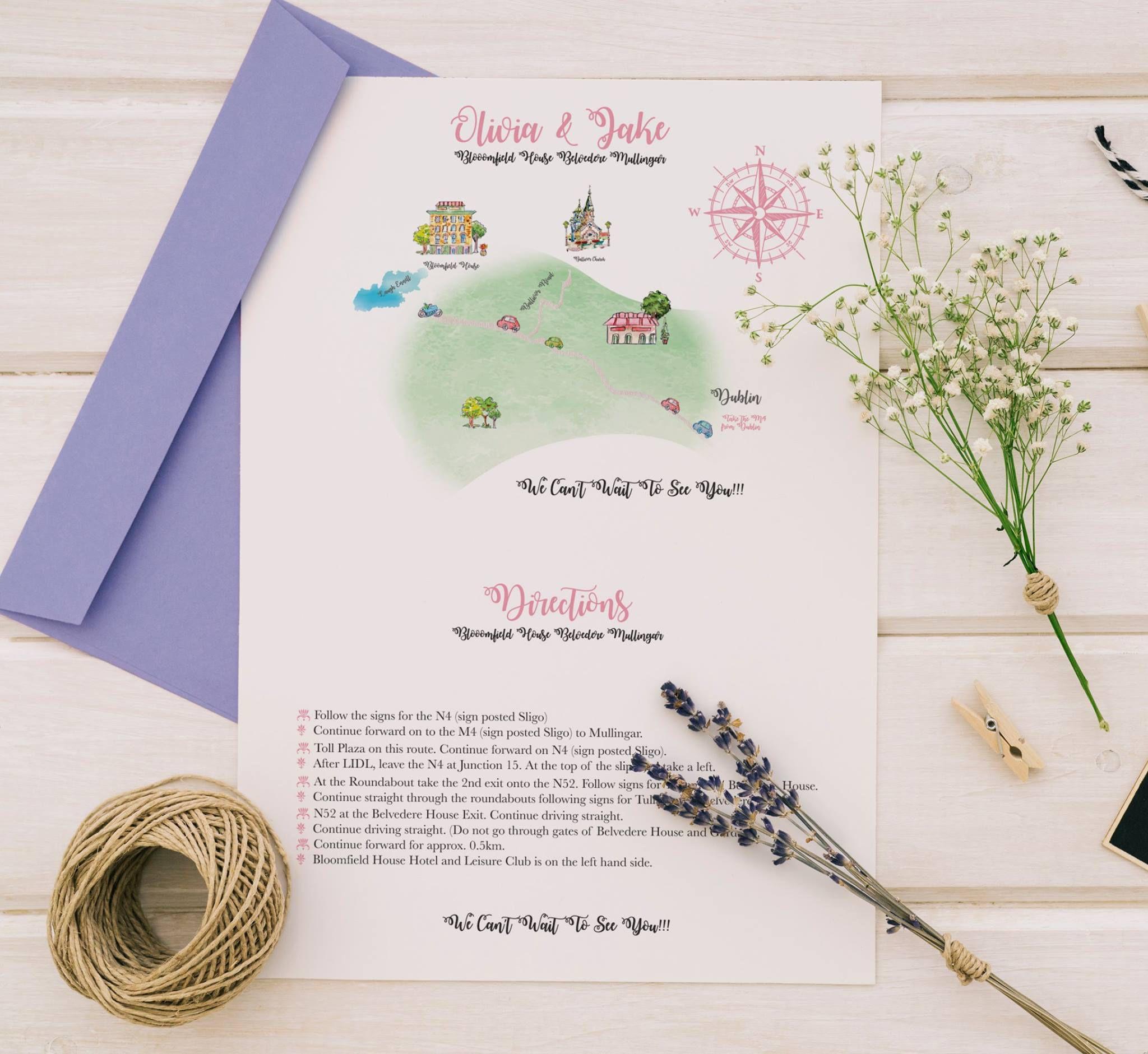watercolour wedding invites illustrator illustrations