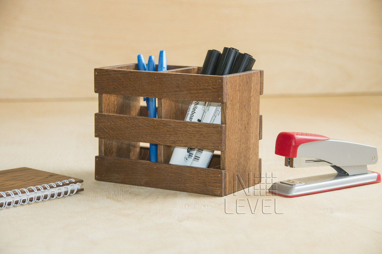 oak wooden officesupplies wood office