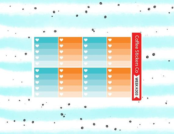 planner weekly kit sticker erin condren