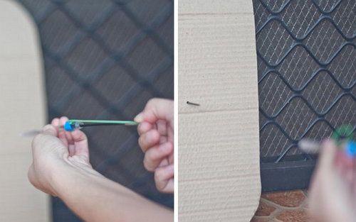 children gun shooter pen make