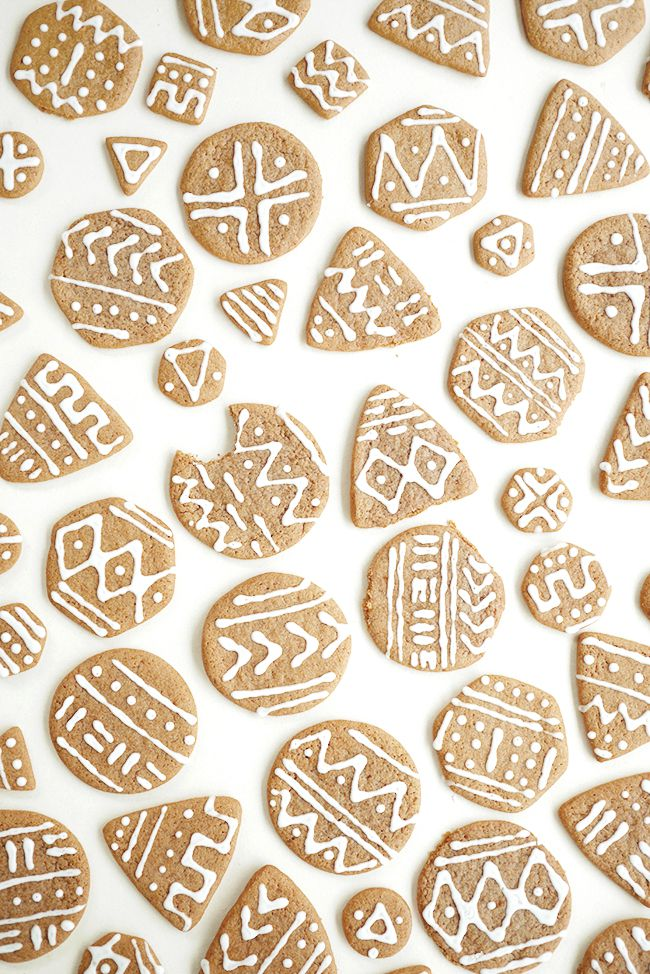 gingerbread holiday cookies tasty easy