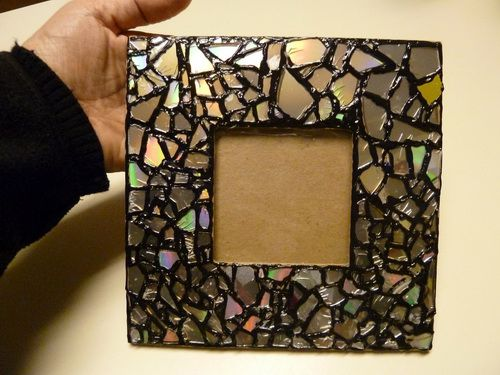 cds mosaic unusual frame make