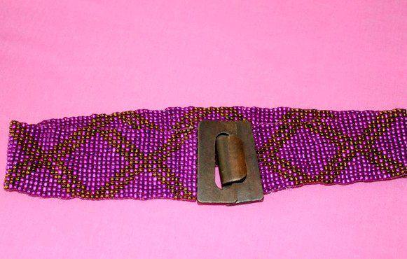 belt clothes vintage purple retro