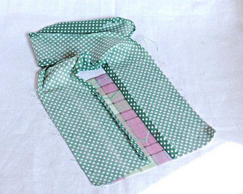 tailoring make clothing fabric apron