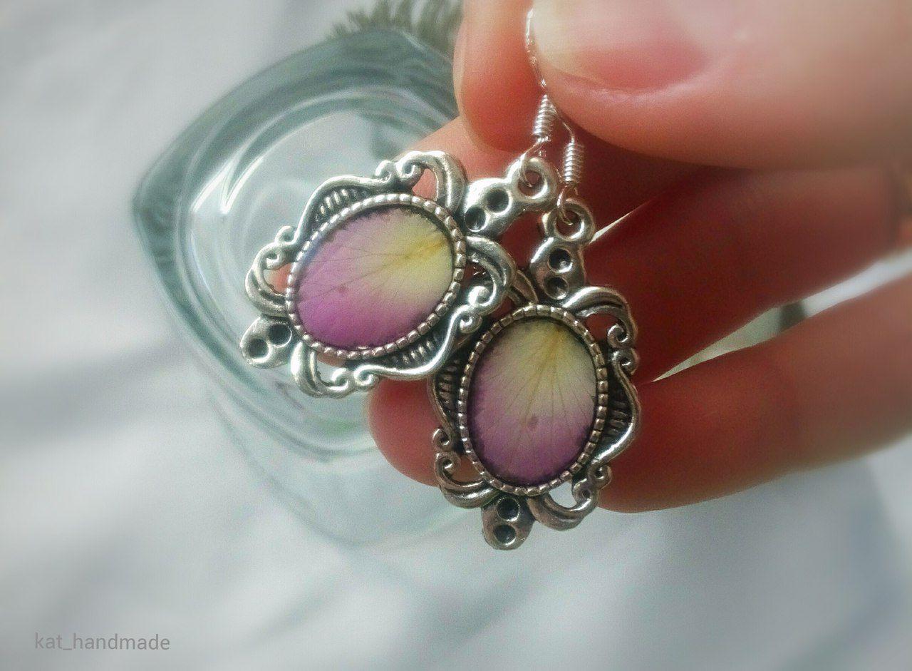 handmade gift earrings finery