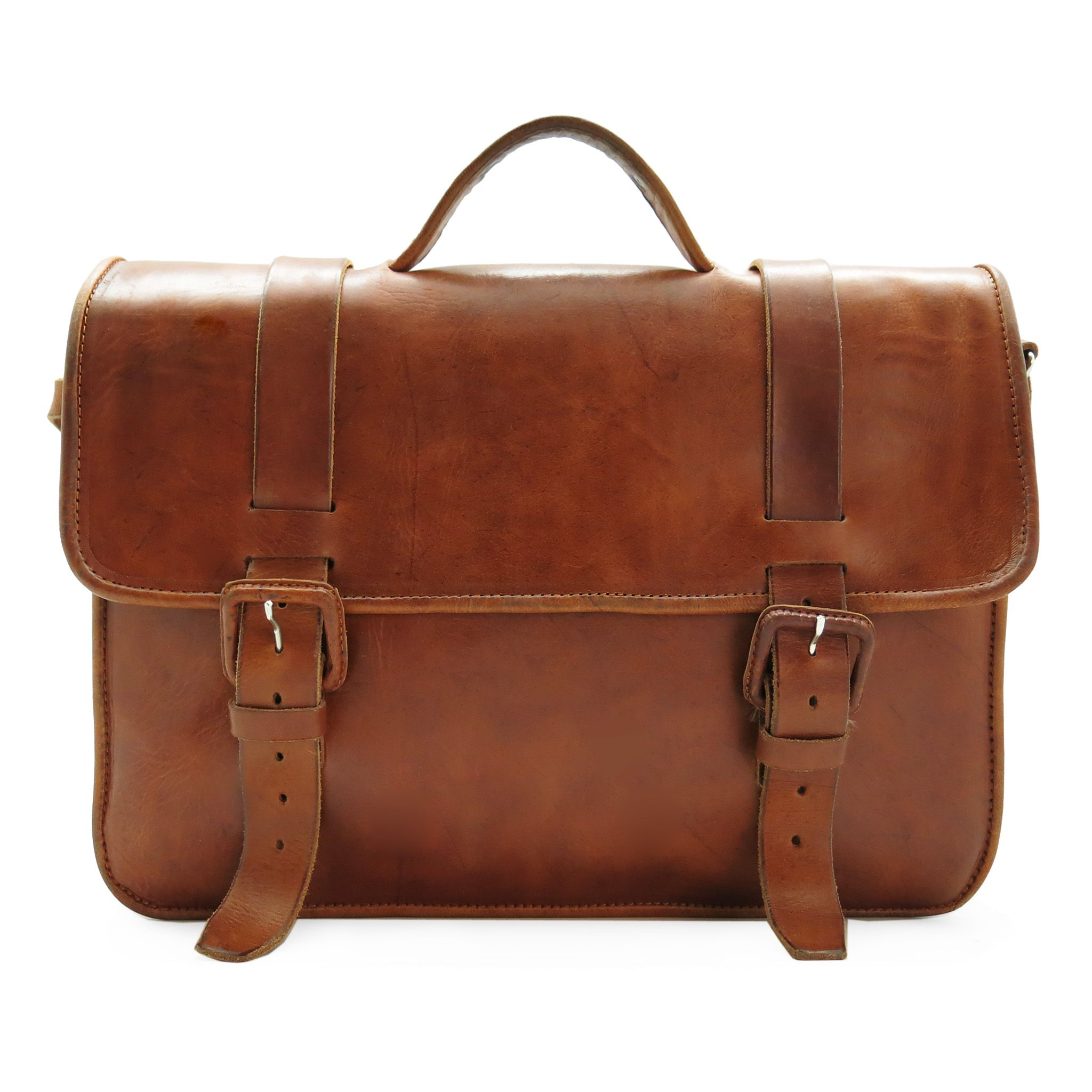accessories briefcase leather men handmade