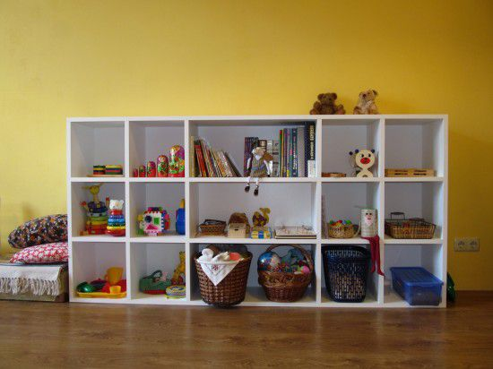 storage toy furniture bookcase with