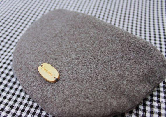 handmade gift cartoon coin gray purse japanese fleece totoro zipper anime kawaii