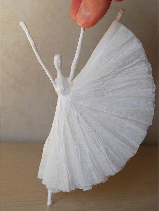handmadedolls napkins abbihome diyfrompaper papercrafts