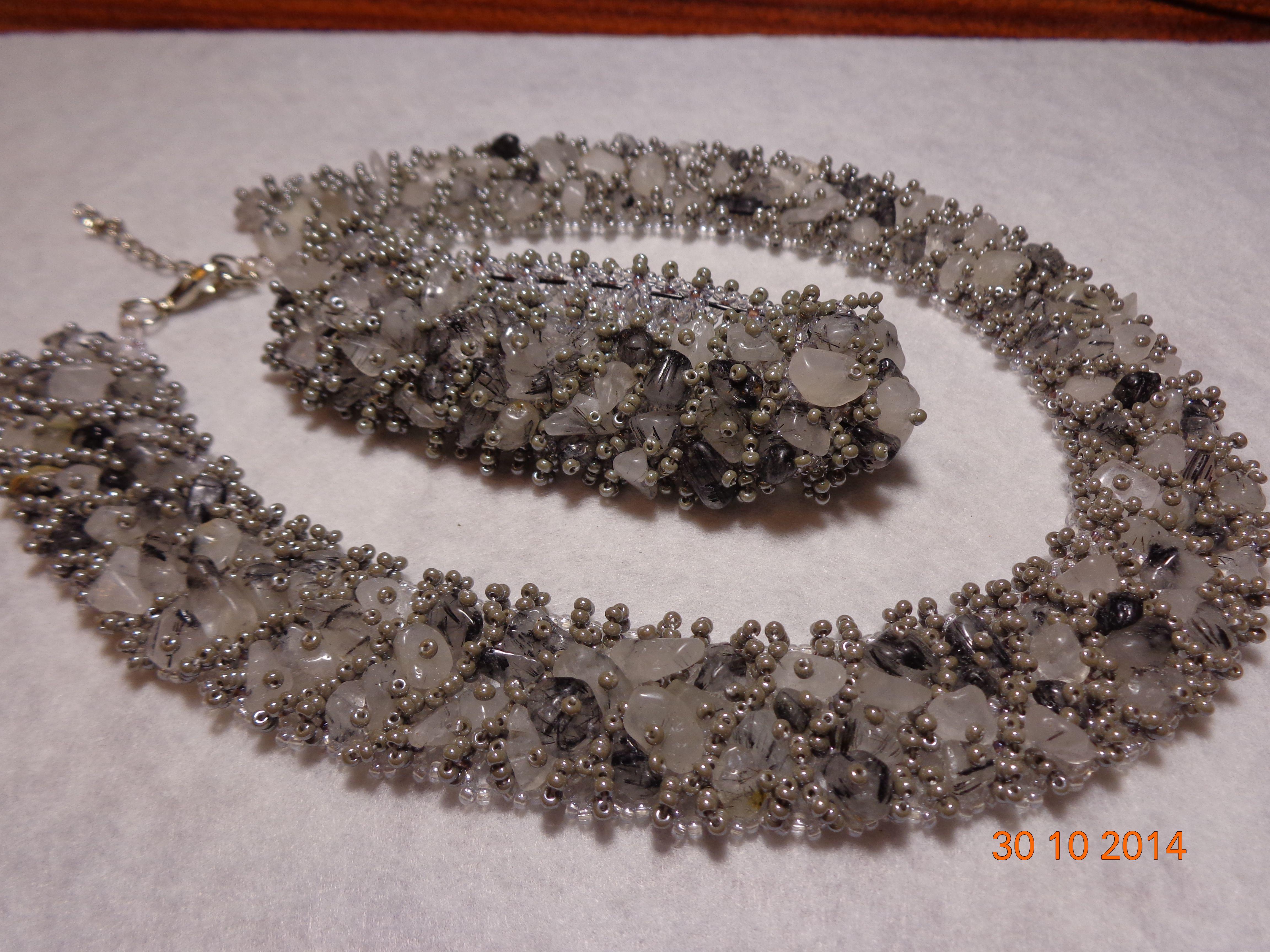agate bracelet natural necklace stones