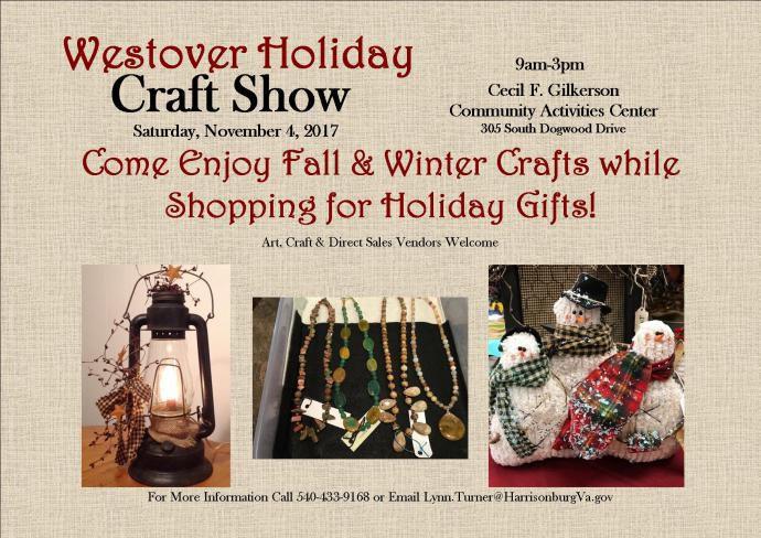 holiday virginia craftshow