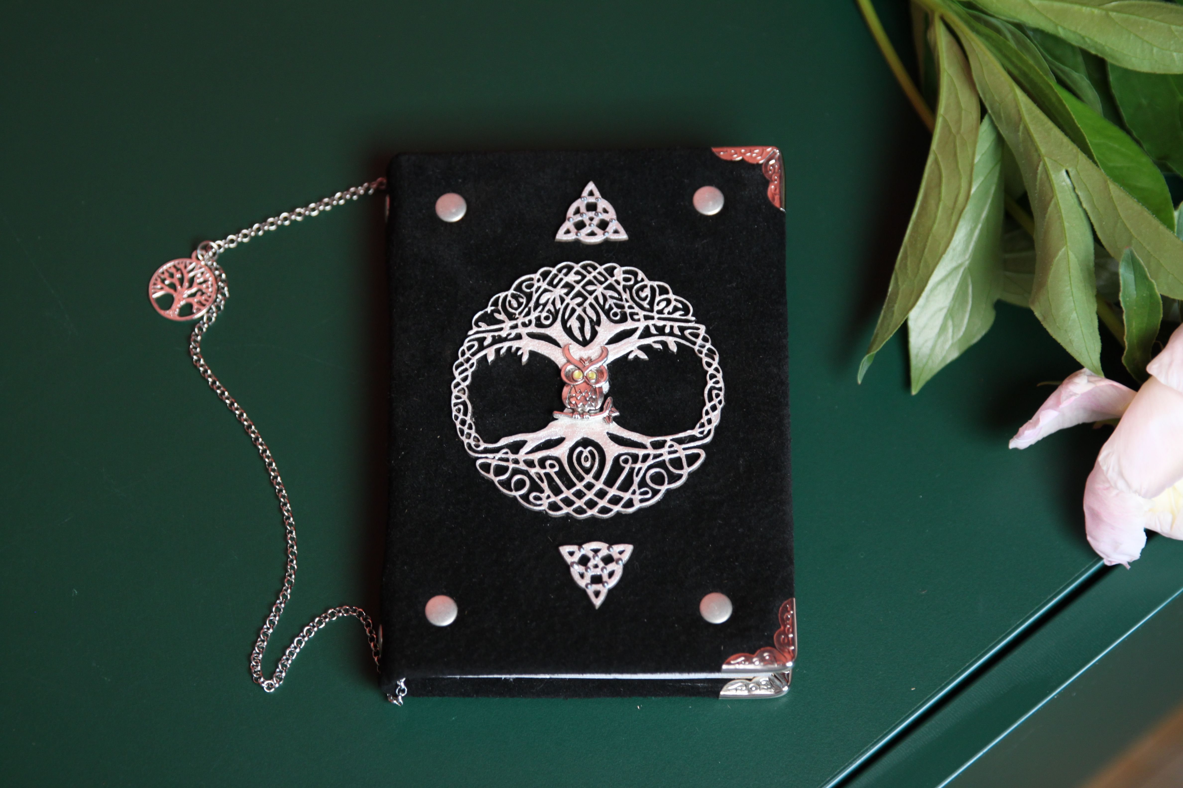 birthday best her gift journal style year celtic travel stylish notebook christmas handmade everyone new for