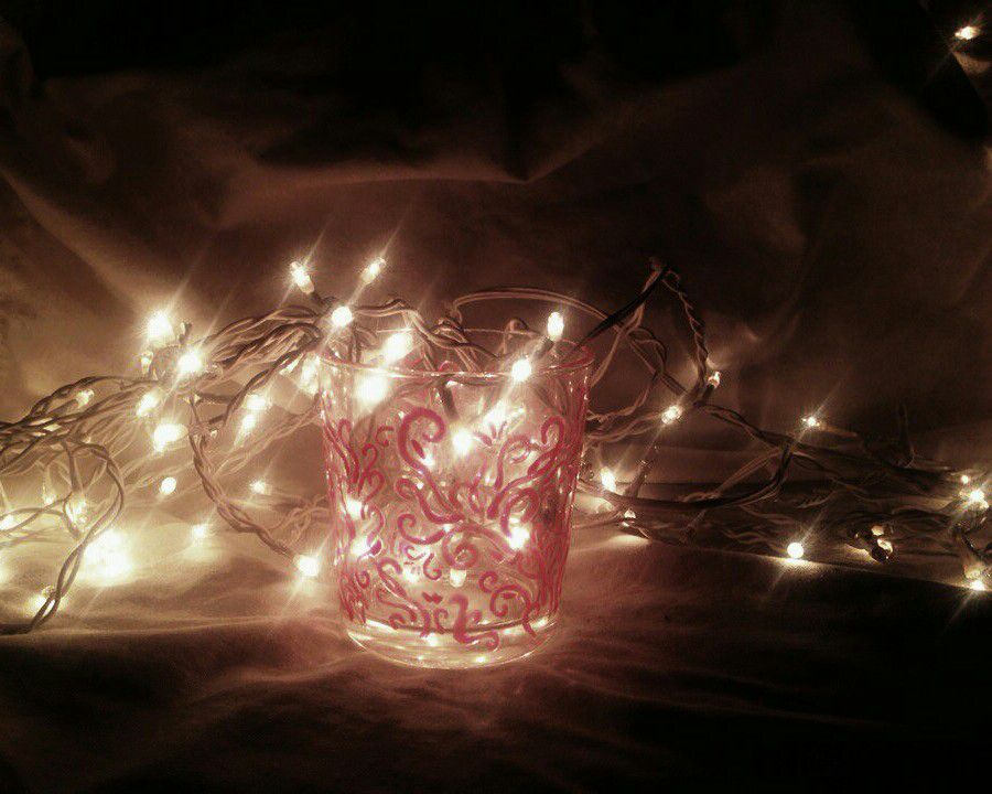 candle gift interior romantic holder