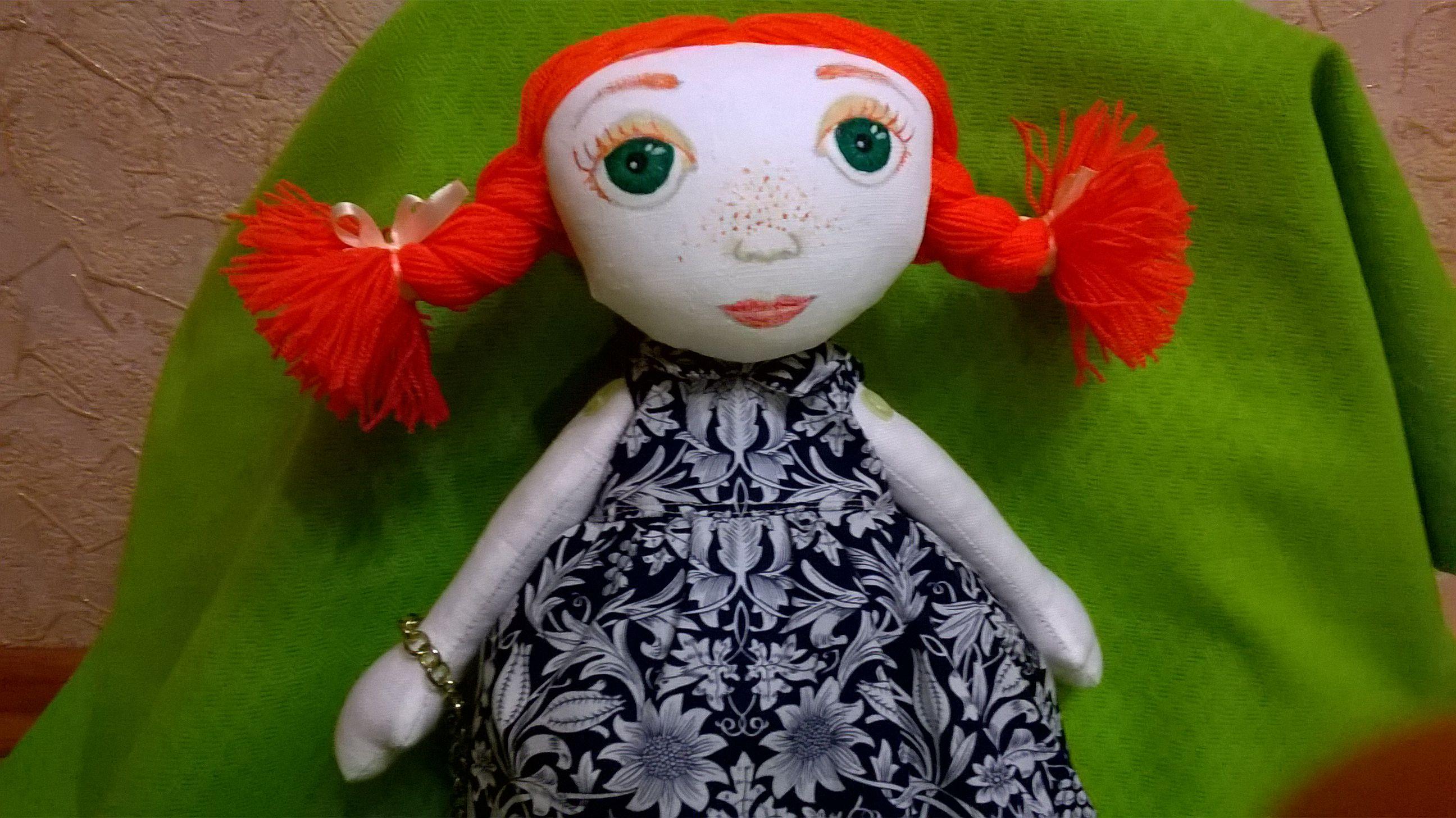 girl doll gift interior pitbull