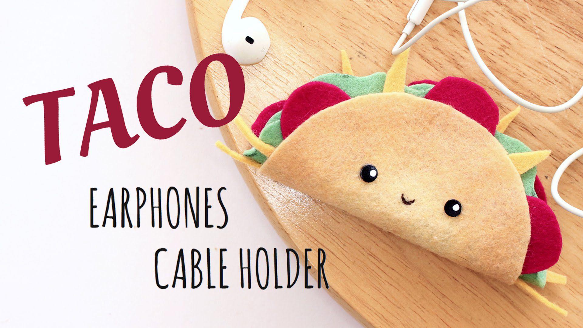 abbihome diyholder earphones taco