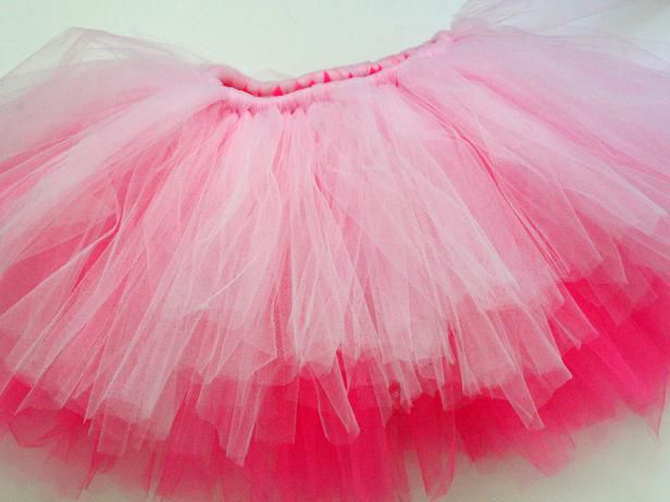 tutu make layered skirt textile