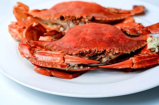 cookery crab cook steps recipe