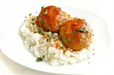 ingredients cookery cook meatballs recipe